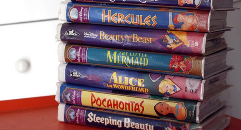 VHS Movies Worth Money